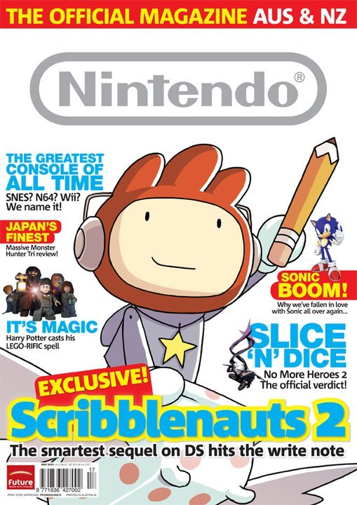 Nintendo: The Official Magazine Issue 17 (May 2010)