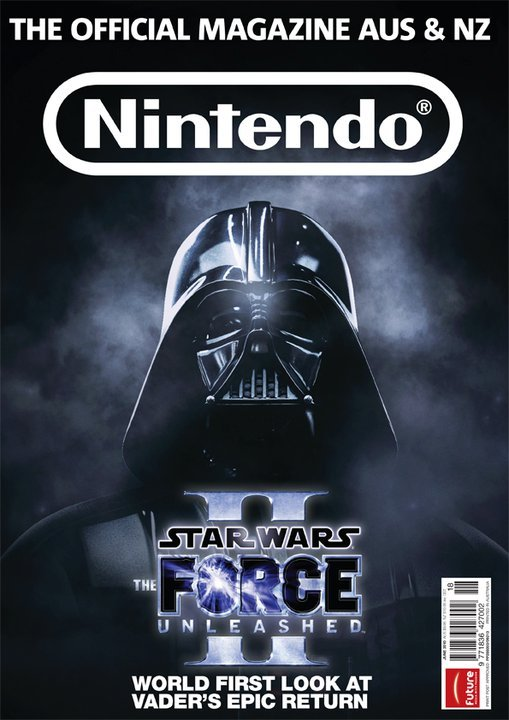 Nintendo: The Official Magazine Issue 18 (June 2010)