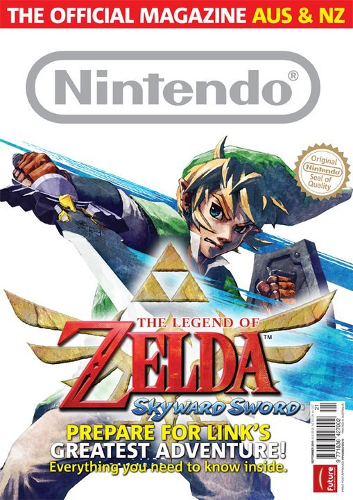 Nintendo: The Official Magazine Issue 21 (September 2010)
