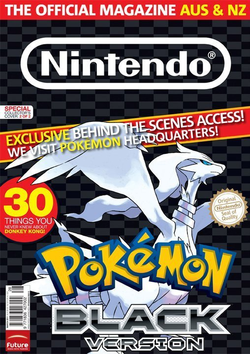 Nintendo: The Official Magazine Issue 28 (April 2011)