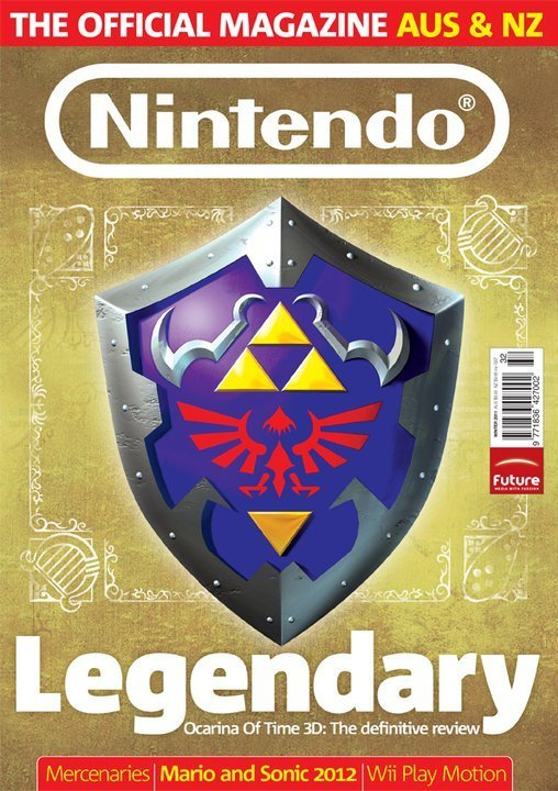 Nintendo: The Official Magazine Issue 32 (Winter 2011)