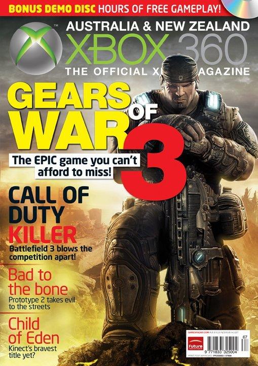 Official XBox 360 Magazine (AUS) Issue 67