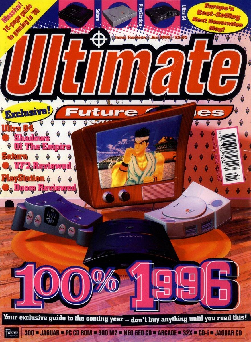 Ultimate Future Games 14 (January 1996)