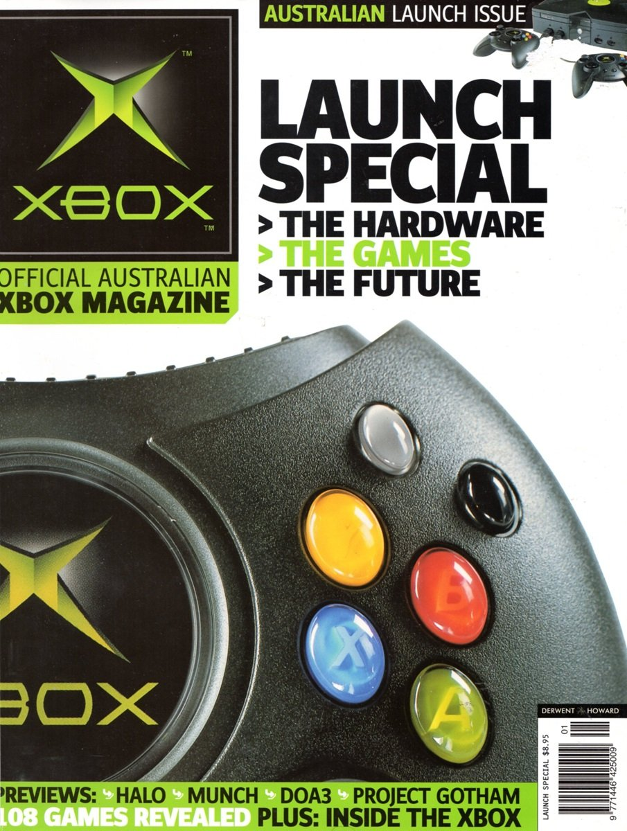Official XBox Magazine (AUS) Issue 00