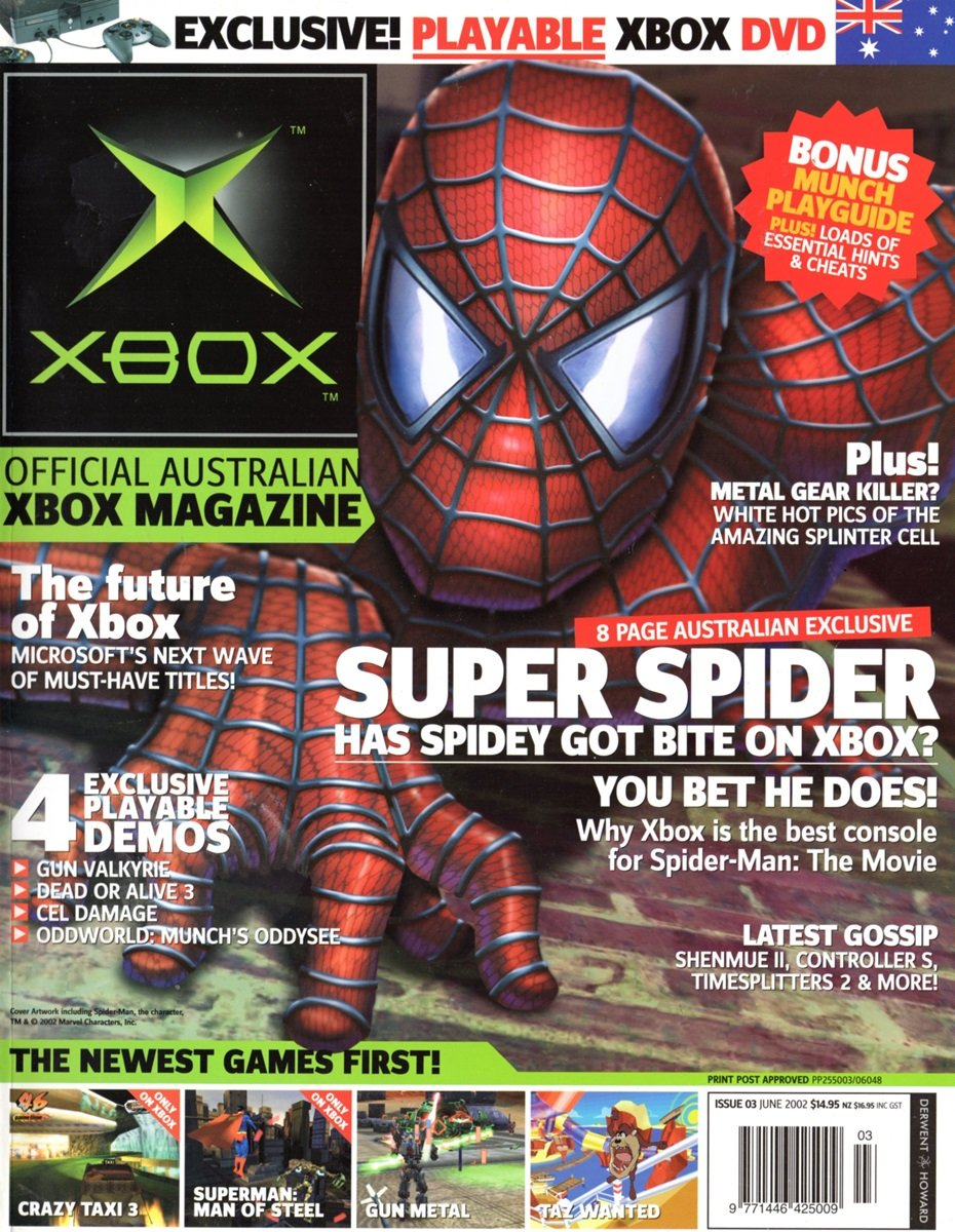 Official XBox Magazine (AUS) Issue 03 (June 2002)
