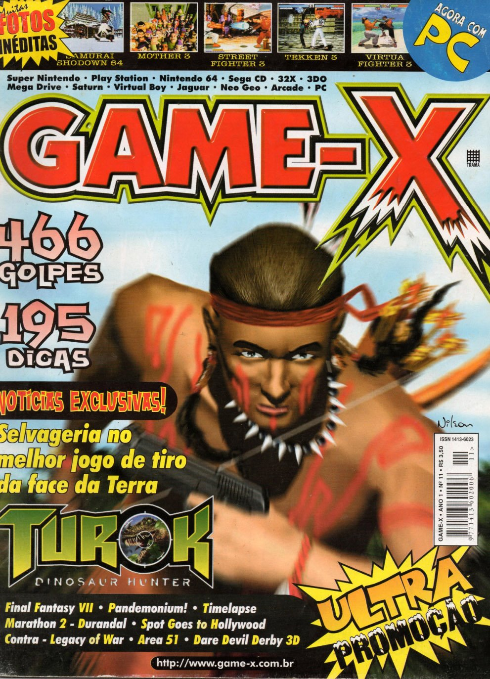 Game-X Issue 11