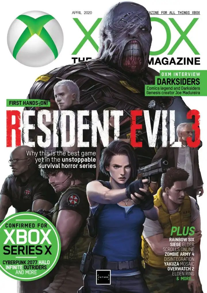 XBOX The Official Magazine Issue 188 (April 2020)