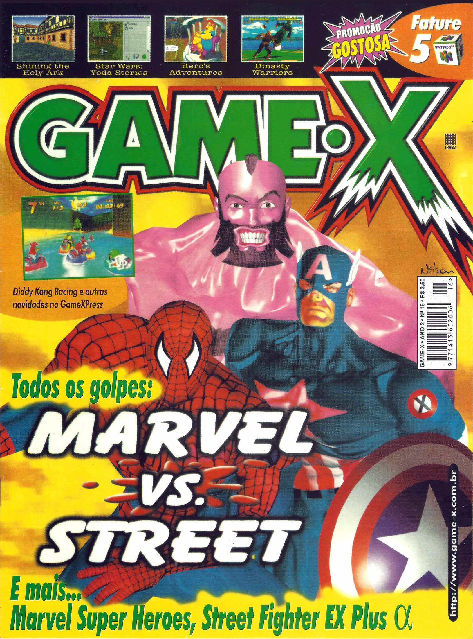 Game-X Issue 16