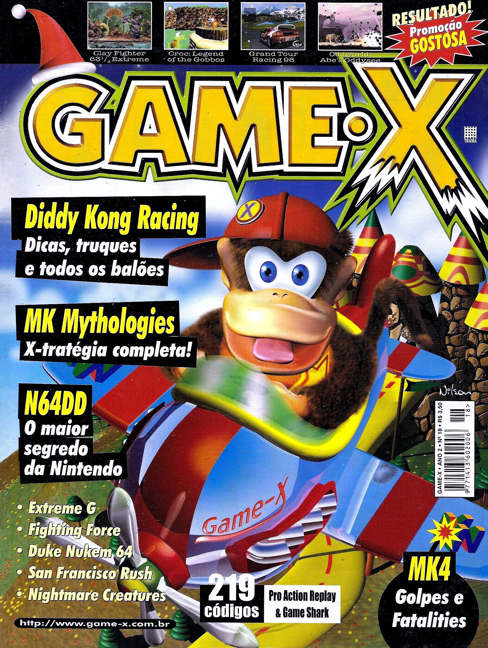 Game-X Issue 18
