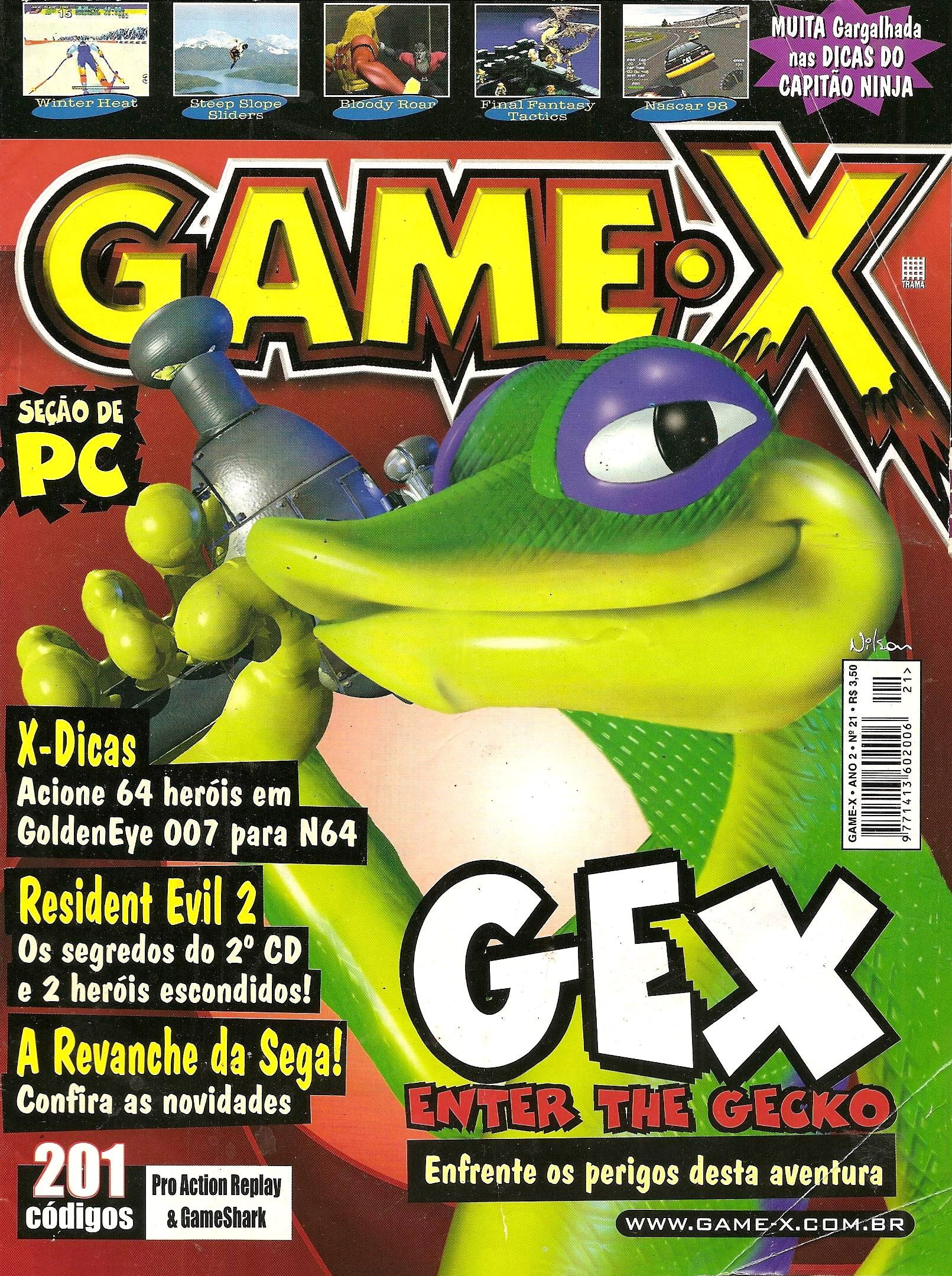 Game-X Issue 21
