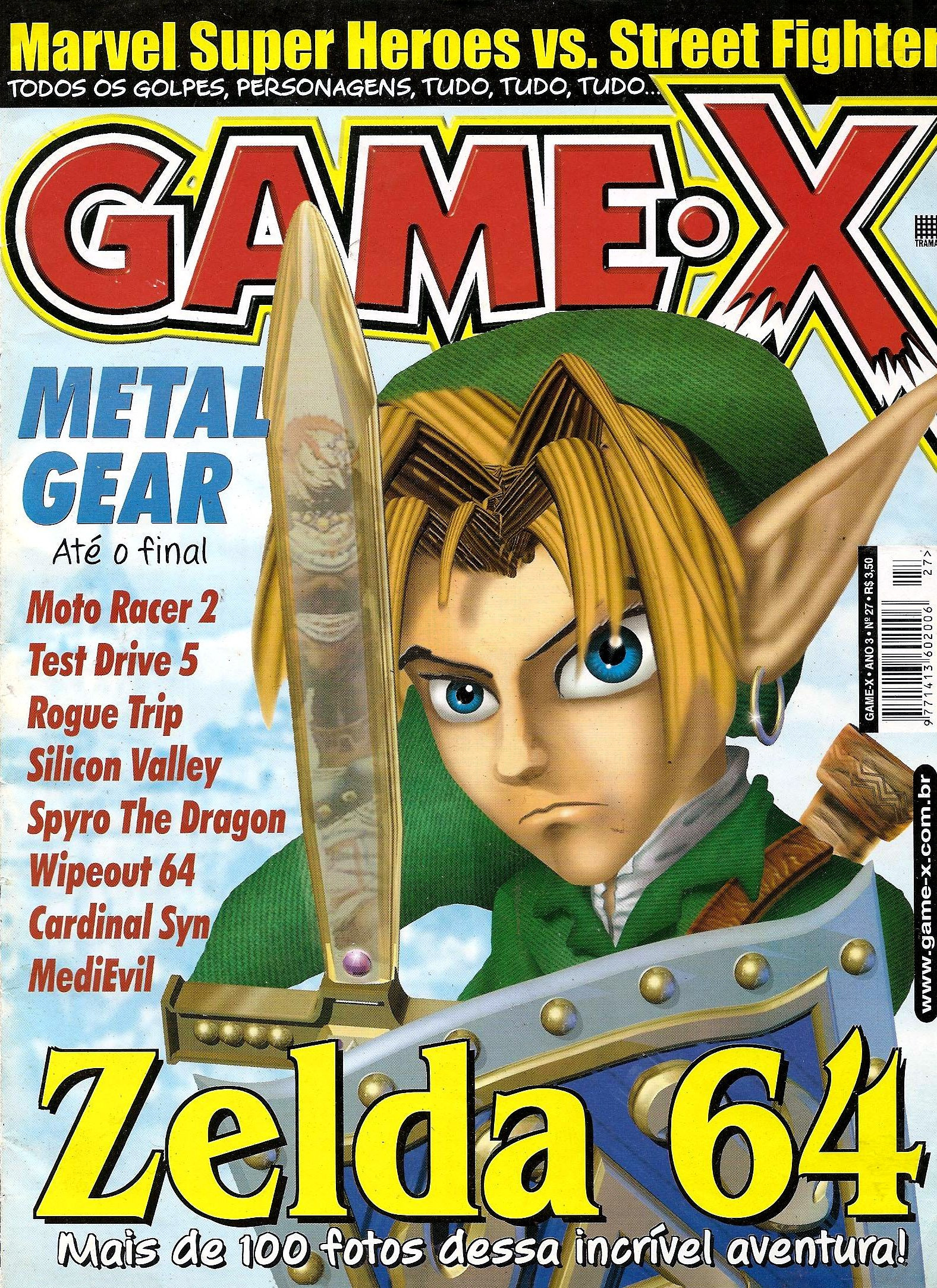 Game-X Issue 27
