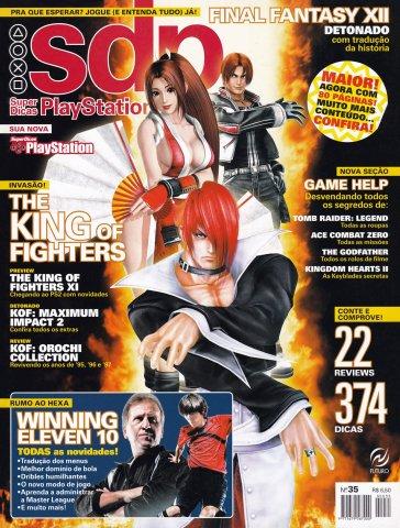 Super Dicas Playstation 35 (June 2006)