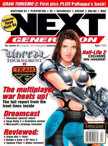 Next Generation Issue 52 April 1999