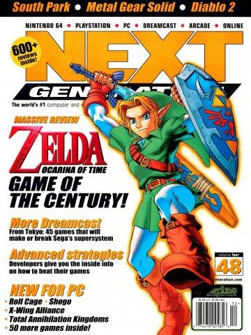 Next Generation Issue 48 December 1998