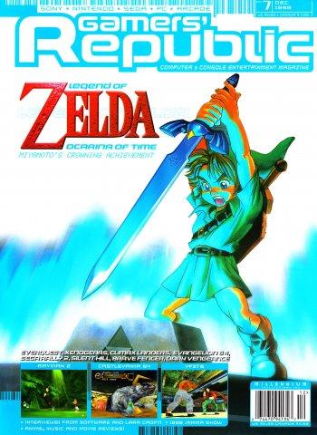 Gamers Republic issue 007 Dec 1998