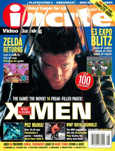 Incite Video Gaming Issue 09 (August 2000)