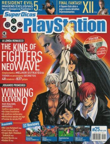 Super Dicas Playstation 25 (September 2005)