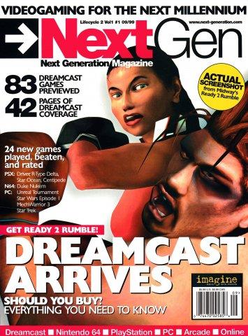 Next Generation Issue 57 September 1999