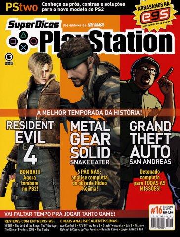 Super Dicas Playstation 16 (December 2004)