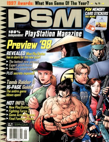 PSM Issue 005 January 1998
