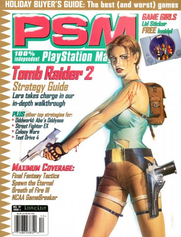 PSM Issue 004 December 1997