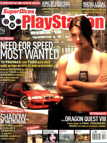 Super Dicas Playstation 30 (December 2005)