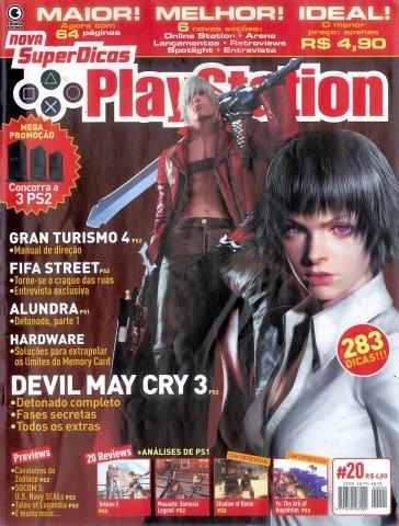 Super Dicas Playstation 20 (April 2005)