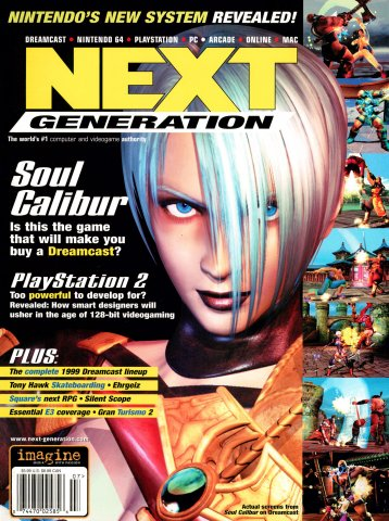 Next Generation Issue 55 July 1999