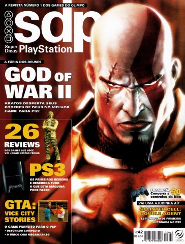 Super Dicas Playstation 42 (January 2007)