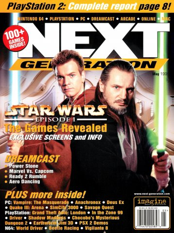 Next Generation Issue 53 May 1999