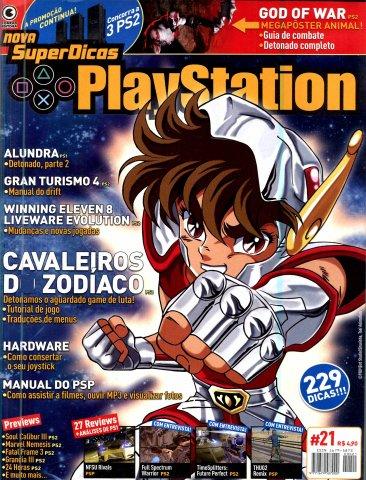 Super Dicas Playstation 21 (May 2005)