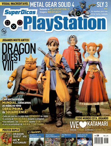 Super Dicas Playstation 28 (November 2005)