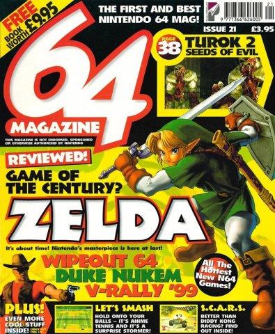 64 Magazine Issue 21 (February 1999)
