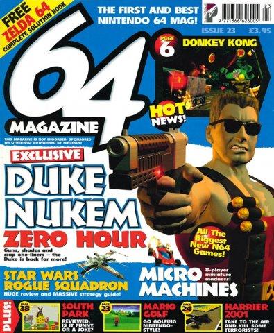 64 Magazine Issue 23 (March 1999)