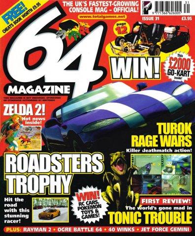 64 Magazine Issue 31 (December 1999)