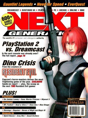 Next Generation Issue 54 June 1999
