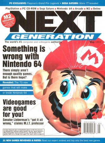 Next Generation Issue 29 May 1997