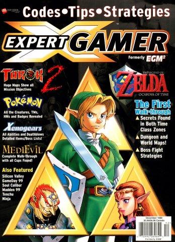 Expert Gamer Issue 54 (December 1998)