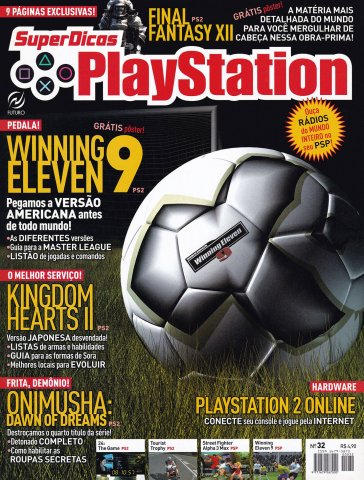 Super Dicas Playstation 32 (March 2006)