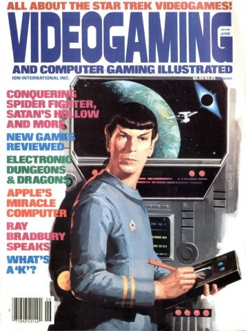 Videogaming Illustrated Issue 06 (June 1983)