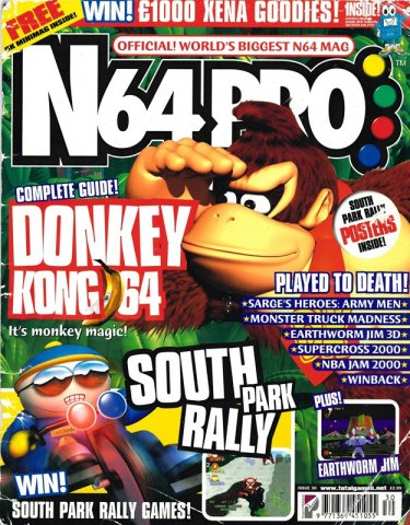 N64 Pro Issue 30 (January 2000)