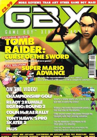 GBX Issue 03 (September 2001)