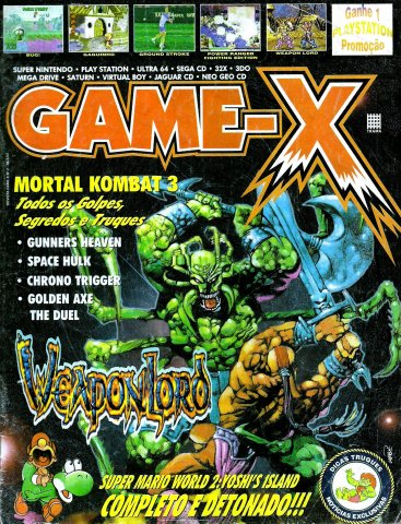 Game-X Issue 02