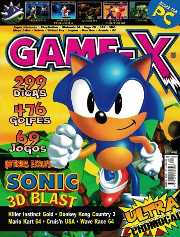 Game-X Issue 09