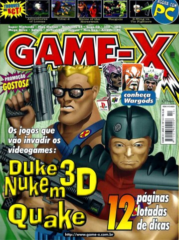 Game-X Issue 14