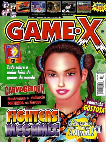Game-X Issue 15
