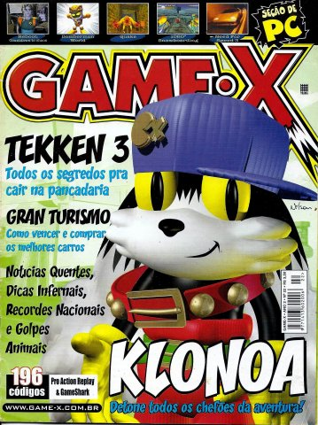 Game-X Issue 22