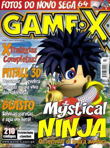Game-X Issue 23