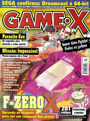 Game-X Issue 25