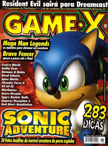 Game-X Issue 26